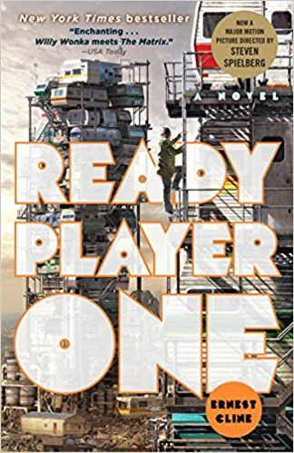 Ready Player One 소설 표지