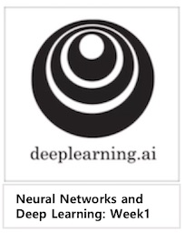 [Coursera]Neural network and deep Learning: Week1