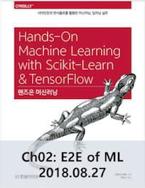 [Handson_ML]ch02: ML 프로젝트 처음부터 끝까지