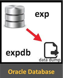 Oracle Export(exp)와 Datapump(expdp) 파일 구분