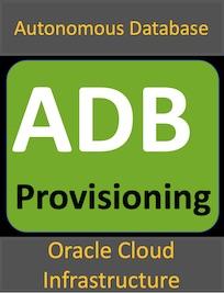 OCI ADB 튜토리얼-01.프로비저닝