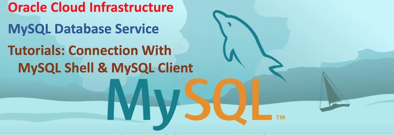 OCI MySQL 가이드-02.데이터베이스 접속