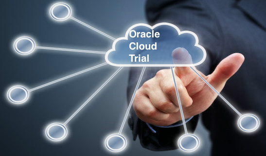 Oracle Cloud Trial 신청: $300 Credit